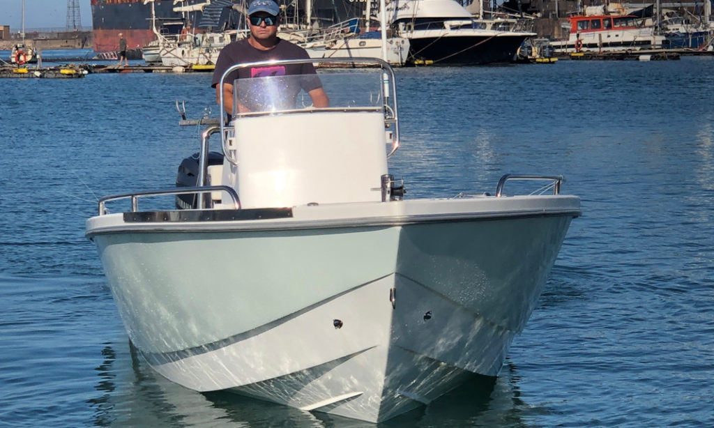 atomic, 19, boat, sport, fisher, mono, hull, power, boats, for sale, south africa, sa, family, leisure, craft, specs, features, info, price, order, how to, about, skicraft, western cape, ski, craft, new, tech, t top, trim tabs