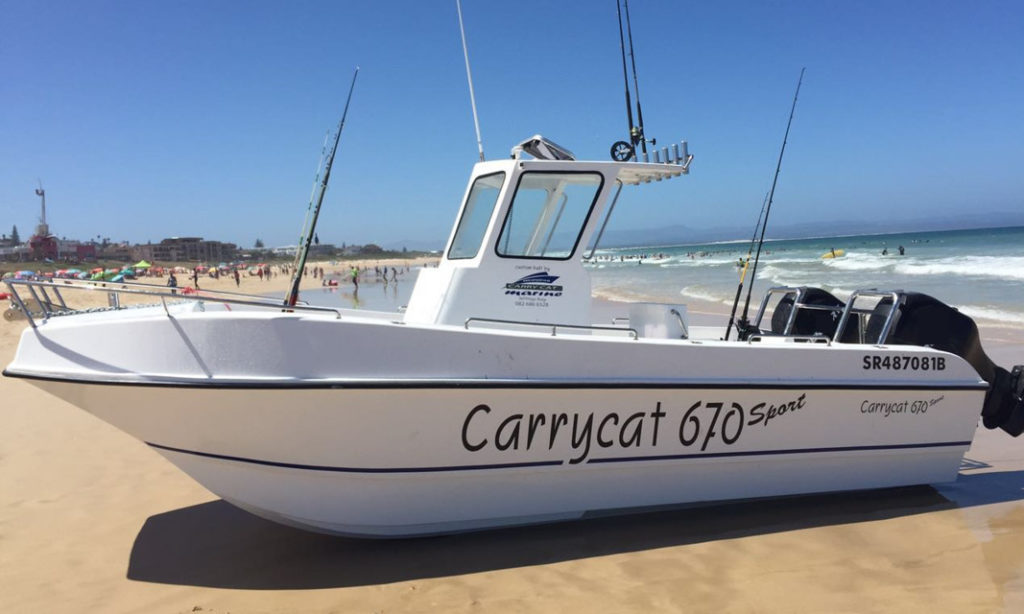 CarryCat 670 New 6 metre Ski Boat For Sale by Nauti-Tech Suzuki