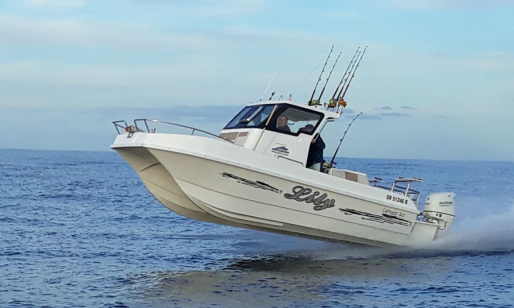 CarryCat 740 New 7 metre Ski Boat For Sale by Nauti-Tech Suzuki
