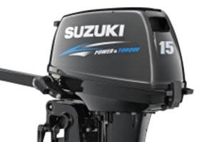 Powerful and Award-Wining Suzuki Outboard Motors by Nauti-Tech Suzuki