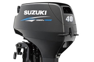 Powerful and Award-Wining Suzuki Outboard Motors by Nauti