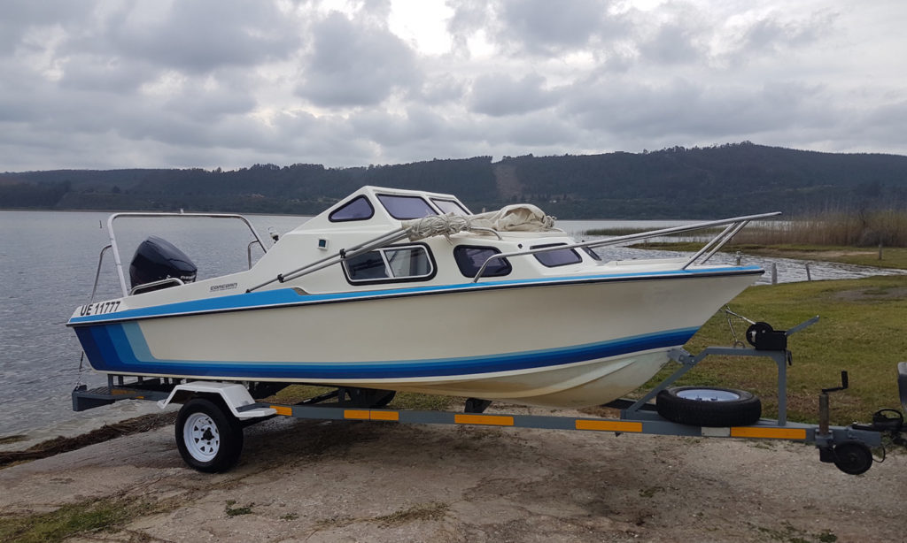 flamingo, 170, boat, for sale, new, cabin, cruiser, south africa, custom, built, ski boats, johannesburg, el shaddai, port elizabeth, weight, specs, price, gauteng, george, knysna, small, leisure, boating