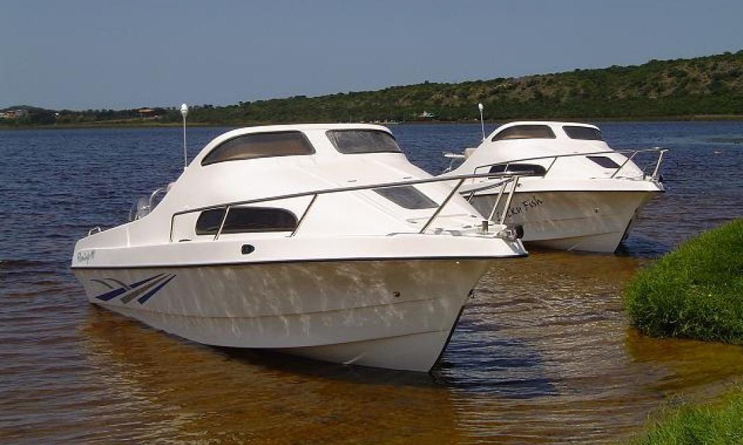 New Exclusive El Shaddai Flamingo 180 Cabin Cruiser