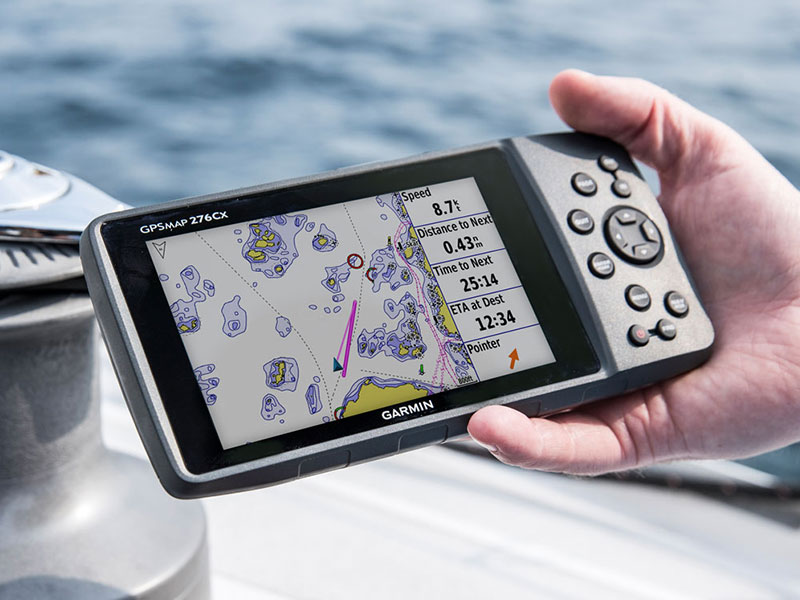 Boating Tech: Garmin Chartplotters and GPS specialists Nauti-Tech Suzuki