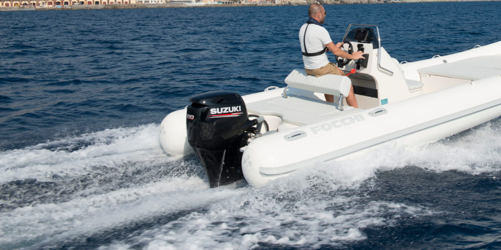 Suzuki DF100 Outboard