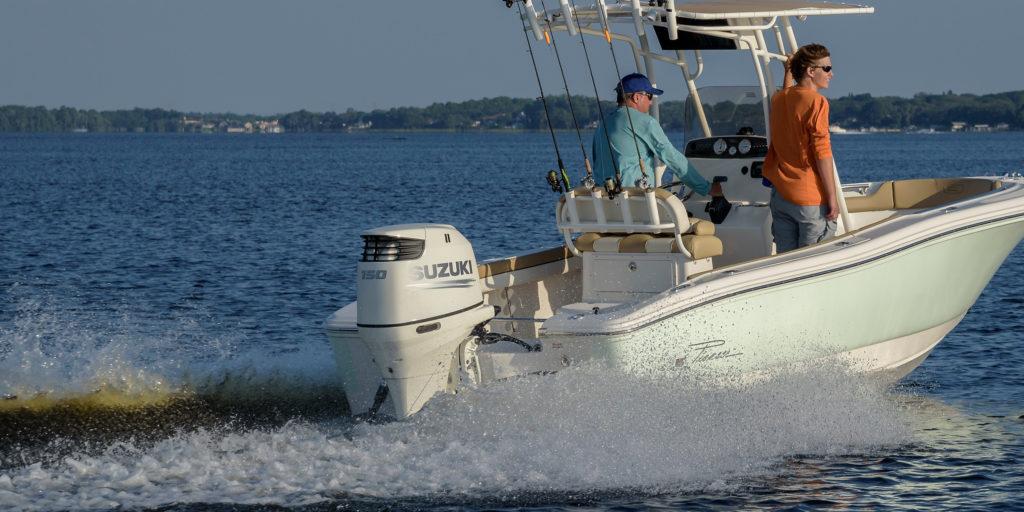 Suzuki DF150 Outboard