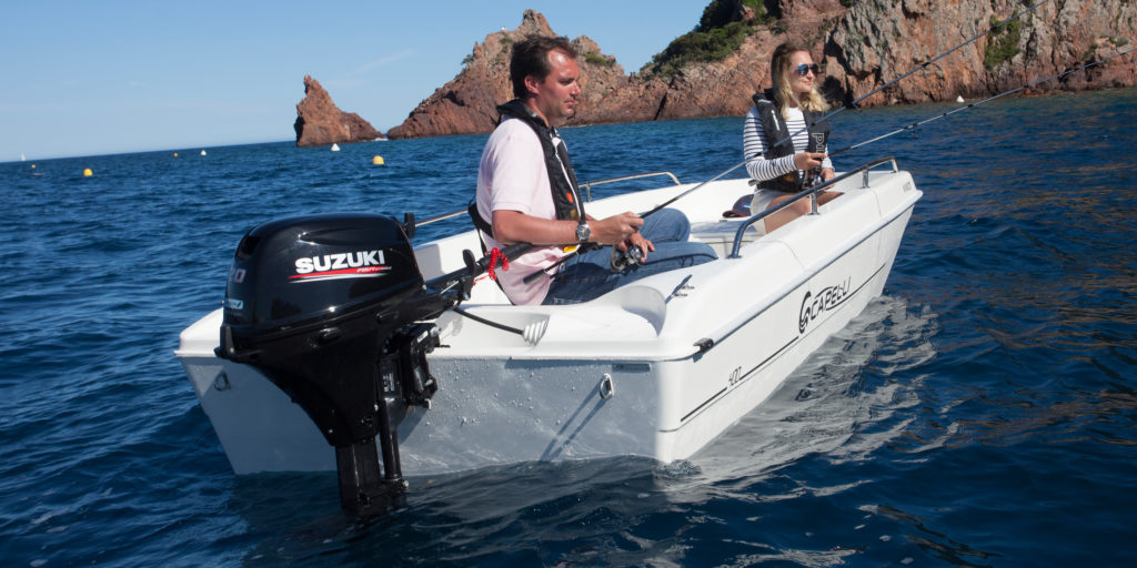 Suzuki DF20 Outboard