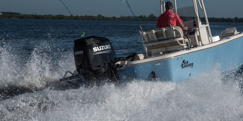 Best Outboard Motors in the World: NMMA Award Winning Suzuki DF250 Outboard Motors by Nauti-Tech Suzuki
