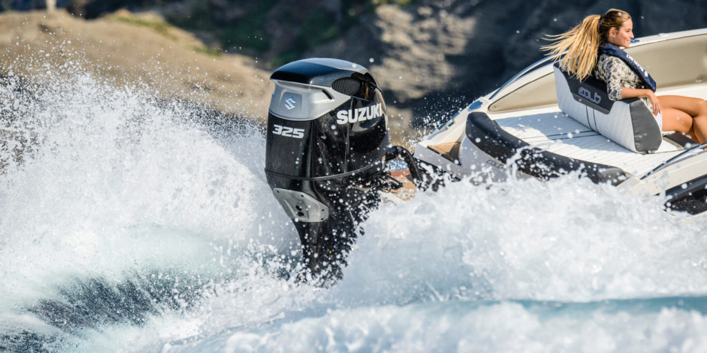 Suzuki Outboard Motors By Nauti-Tech Suzuki
