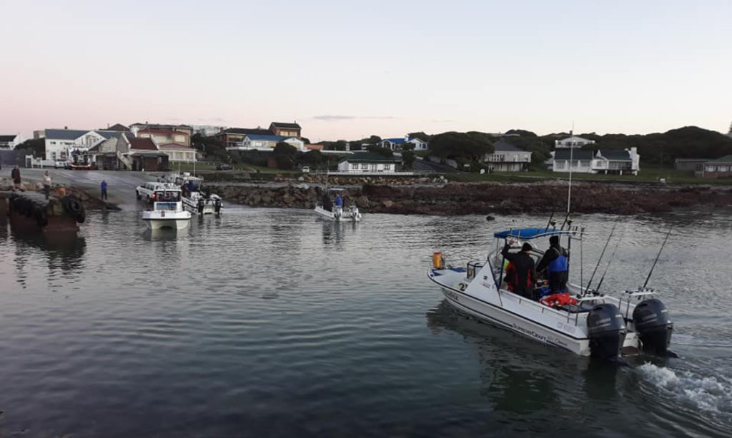 Kleinbaai BottomFish Fishing Competition South Africa by Nauti-Tech Suzuki