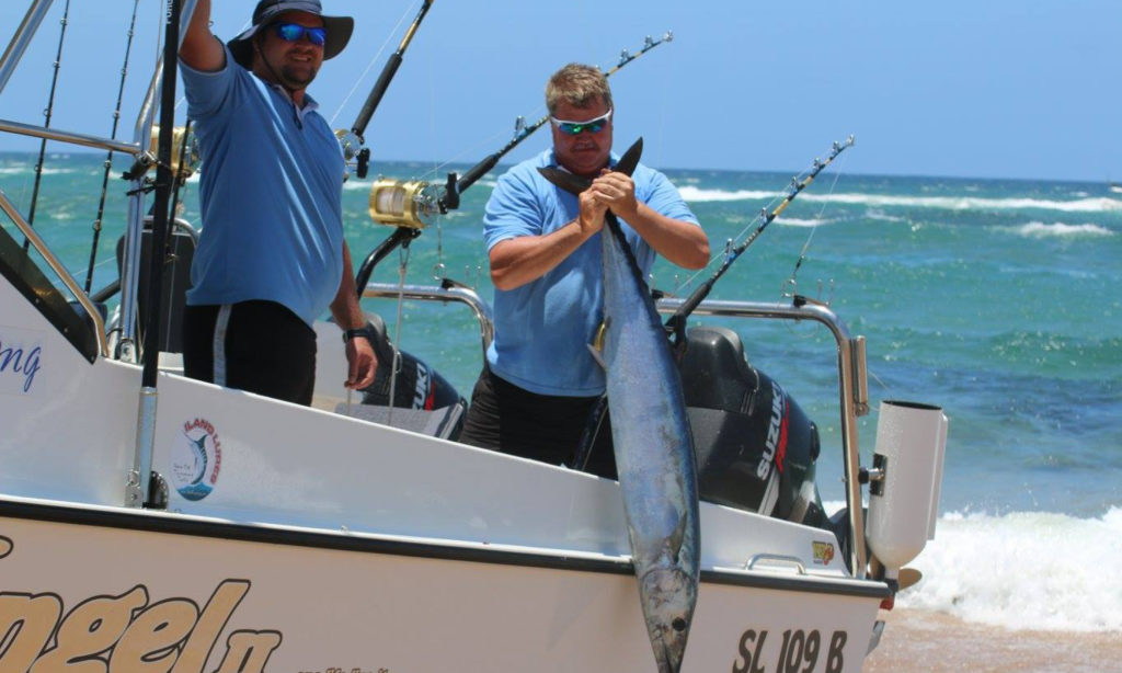 12 x 12 species fishing competition st lucia by Nauti-Tech Suzuki