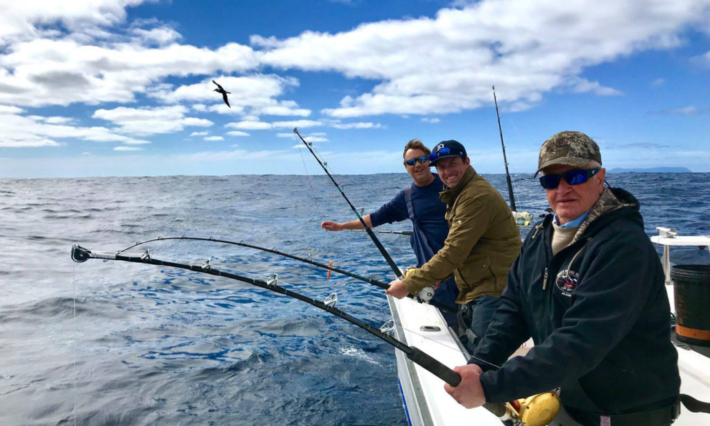 Hout Bay Two Oceans Tuna Derby Atlantic Boat Club fishing competition November 2018 by Nauti-tech Suzuki