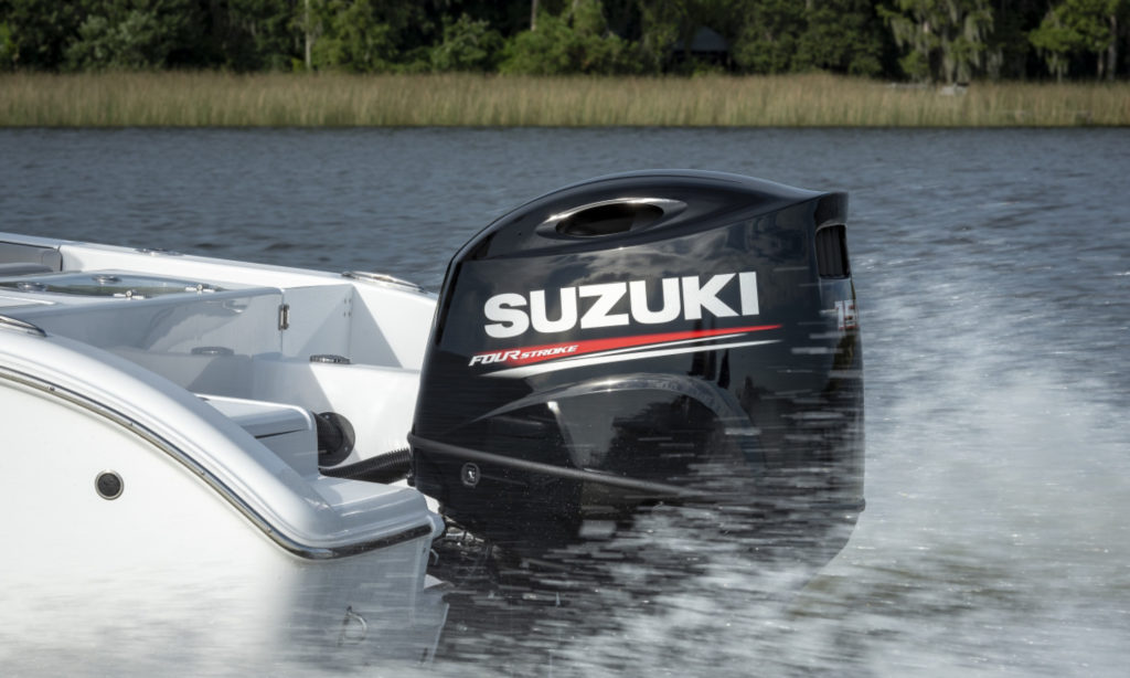 New Suzuki Outboard Motors New Boat Engines Suzuki DF150 AZX by Nauti-Tech Suzuki