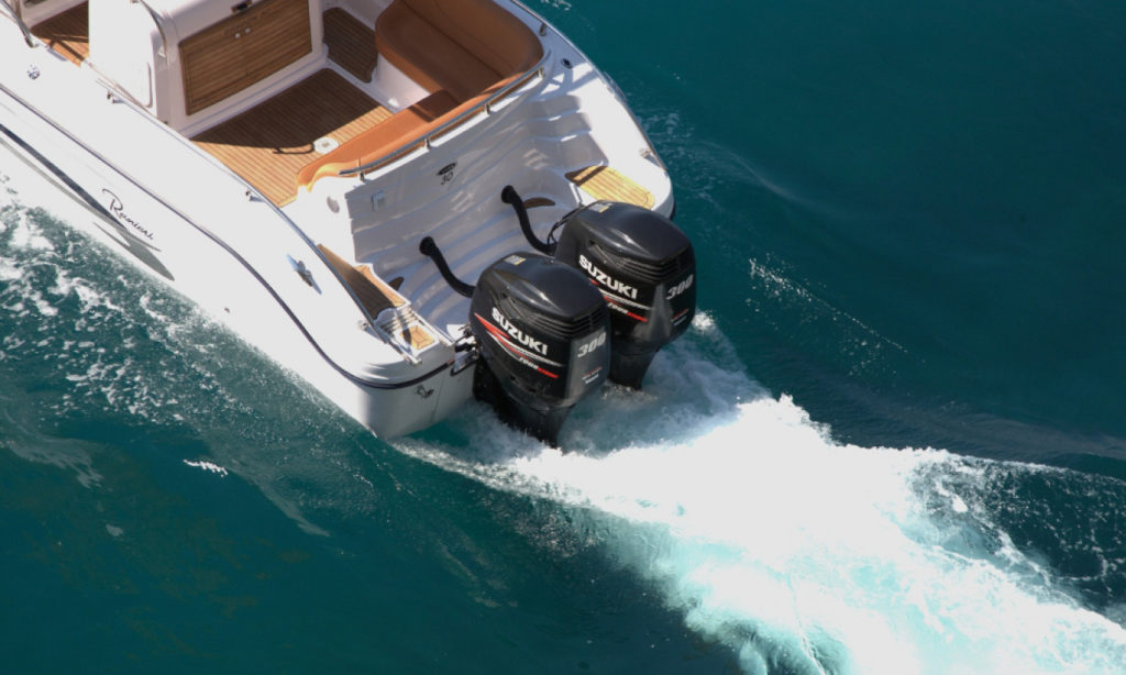 Suzuki Lean Burn Control System, Fuel Economy Outboard Technology by Nauti-tech Suzuki