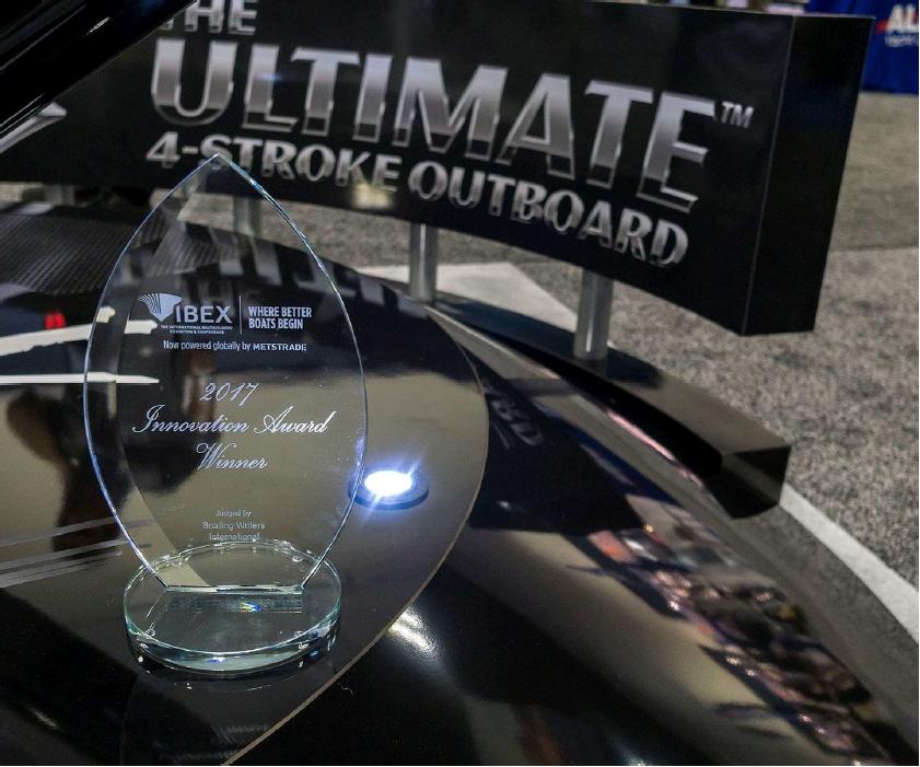 Best Outboard Motors in the World: NMMA Award Winning Outboard Motors by Nauti-Tech Suzuki