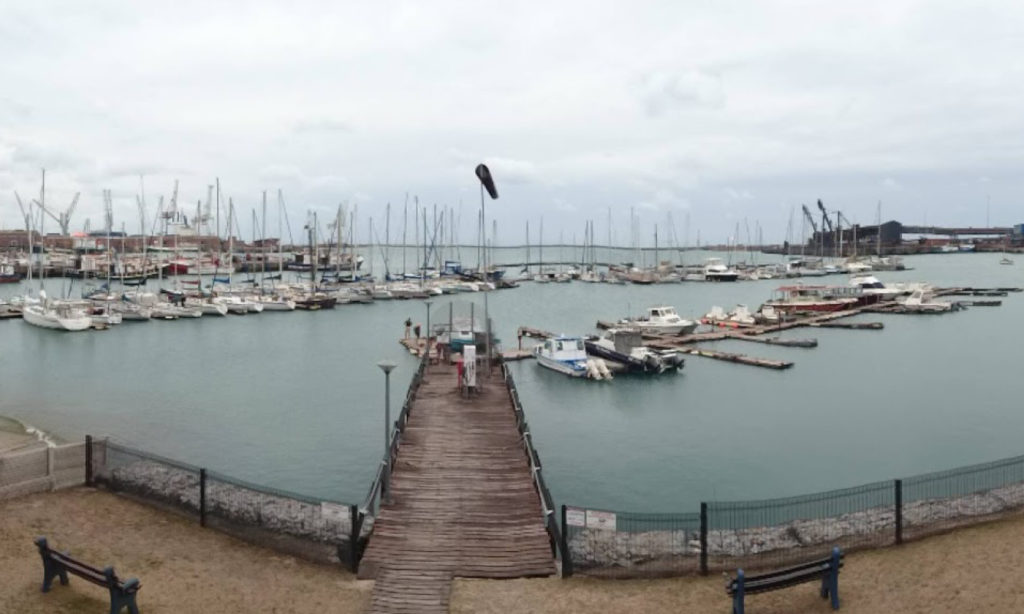 Facilities: Private jettym slipway and restaurant at Port Elizabeth Deep Sea Angling Club PEDSAC by Nauti-Tech Suzuki