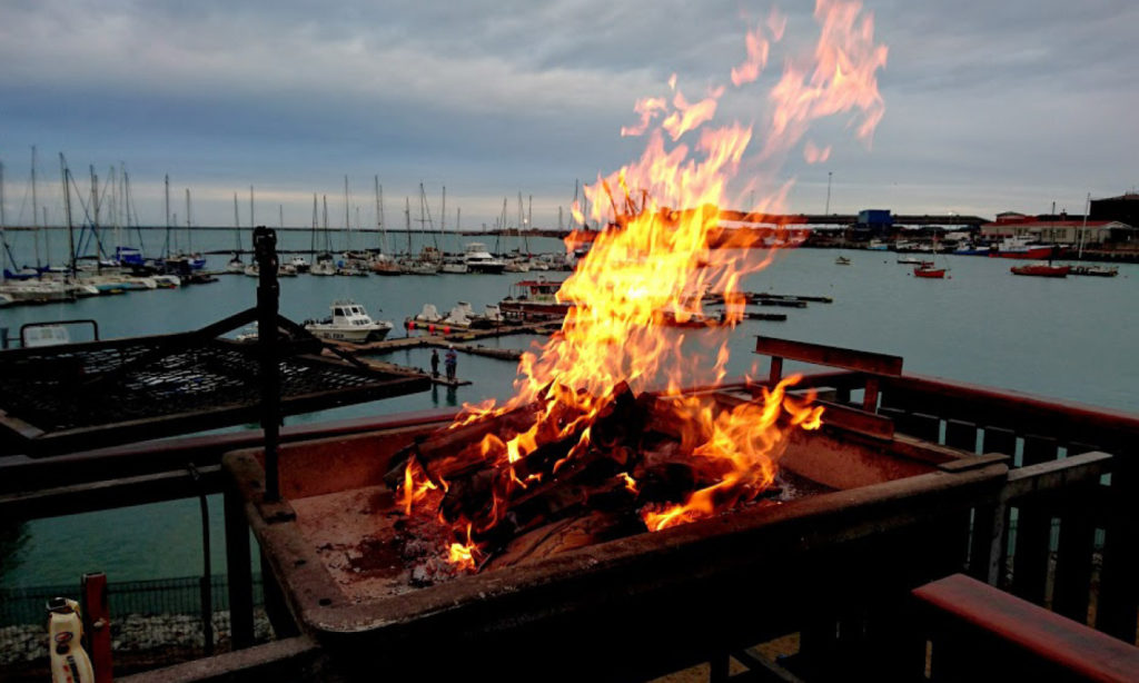 Braai Facilities at Port Elizabeth Deep Sea Angling Club PEDSAC by Nauti-Tech Suzuki