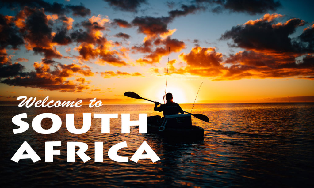 Sport fishing world games 2019 South Africa world championships by Nauti-Tech Suzuki