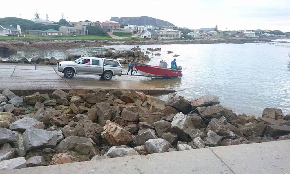 Boat Fishing and Facilities at Overberg Boat Club in Gansbaai by Nauti-Tech Suzuki