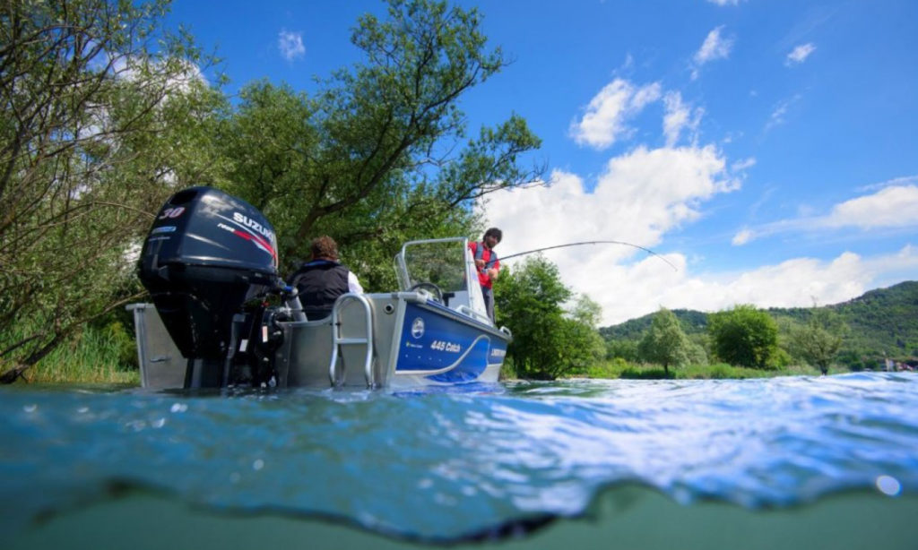 Suzuki Fishing: On the water for longer by Nauti-Tech Suzuki