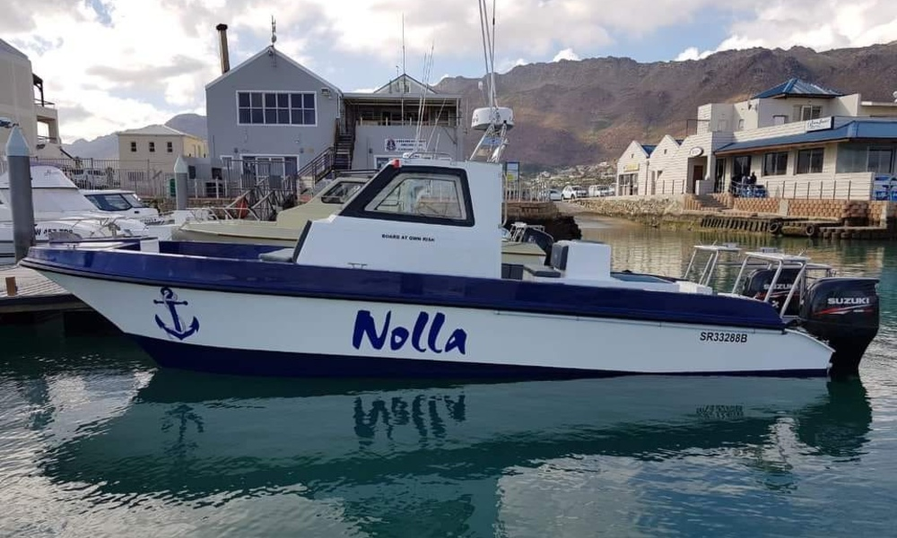 Furuno Offshore Classic Game Fishing Competition in Gordons Bay by Nauti-Tech Suzuki