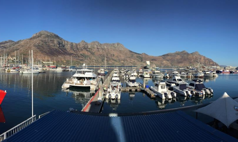 Atlantic Boat Club Hout Bay for SADSAA Tuna Nationals Fishign Comeptition in May by Naut-Tech Suzuki