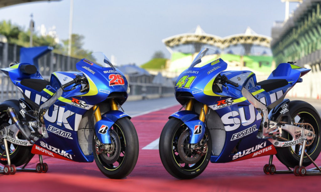 Team Suzuki Ecstar MotoGP by Nauti-Tech Suzuki