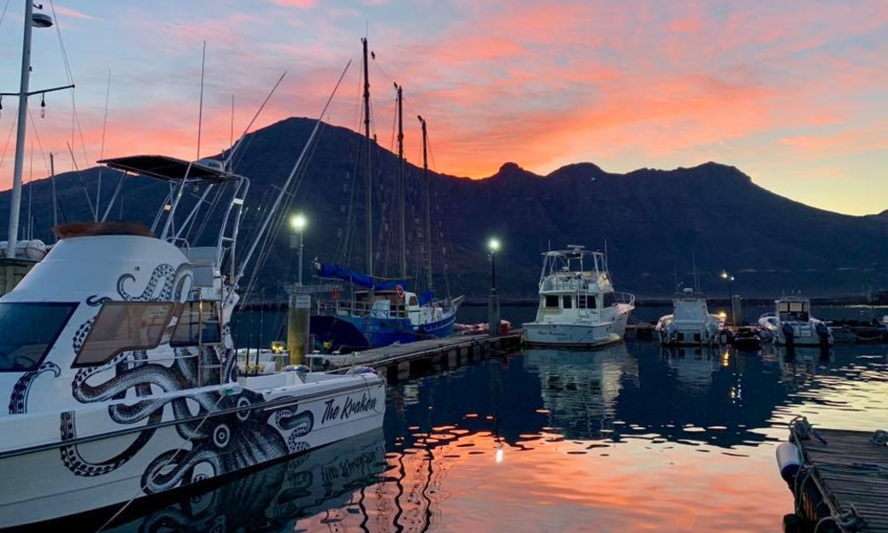 2019 SADSAA Tuna Nationals at Atlantic Boat Club in Hout Bay by Nauti-Tech Suzuki