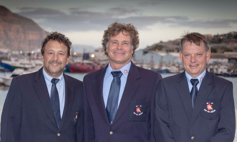 Team Western Province at 2019 SADSAA Tuna Nationals at Atlantic Boat Club in Hout Bay