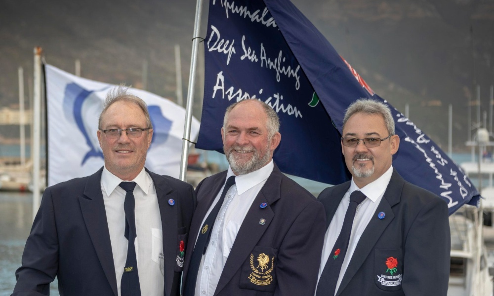 Team Mpumalanga at 2019 SADSAA Tuna Nationals at Atlantic Boat Club in Hout Bay by Nauti-Tech Suzuki