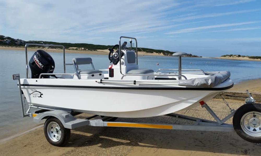 bandit, 410, river, boat, marine, small, bass boat