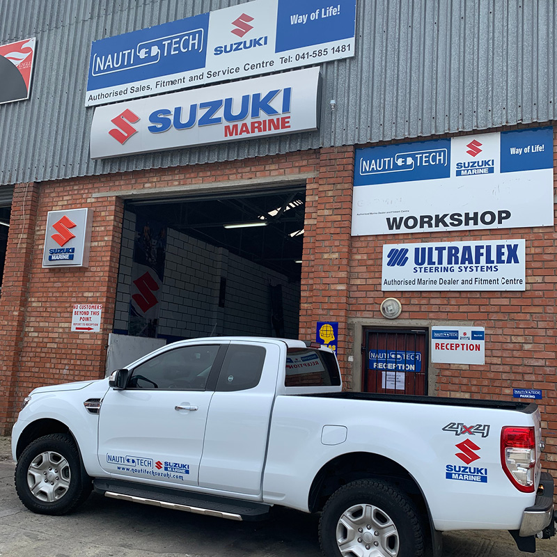 nauti tech, suzuki, marine, new, boats, outboards, fitment, sales, service, repairs, south africa, best, port elizabeth